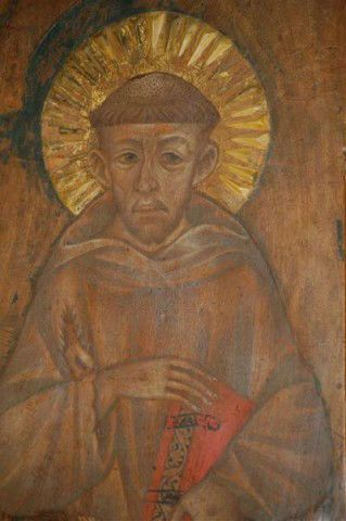 Immagine di San Francesco di Assisi - Cimabue