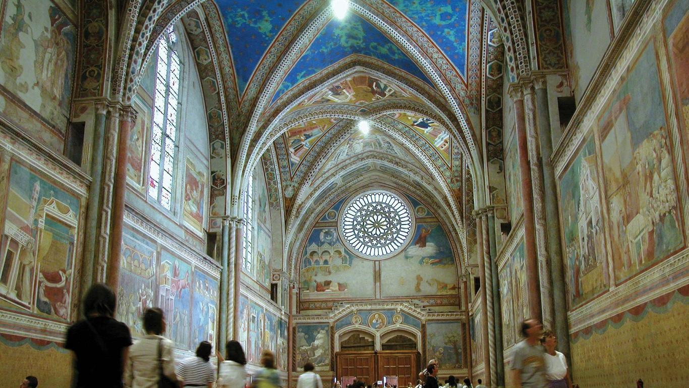 Assisi - cultura news tradizione leggende misteri - 03