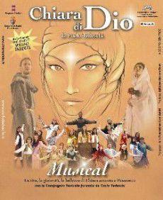 Evento - Spettacolo teatrale Chiara di Dio