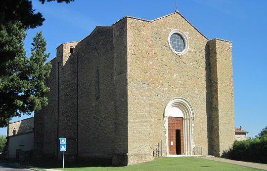 Chiesa di San Bevignate, Perugia - Umbria