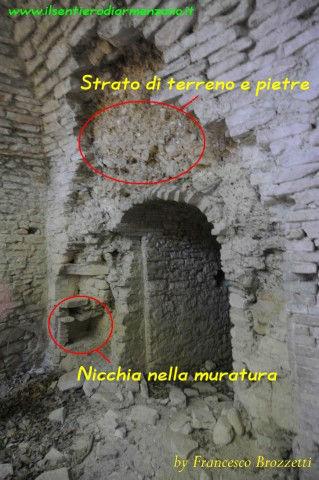 Immagini della grotta di Cinicchio - Assisi