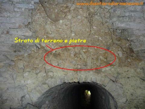 L'interno della Grotta di Cinicchio