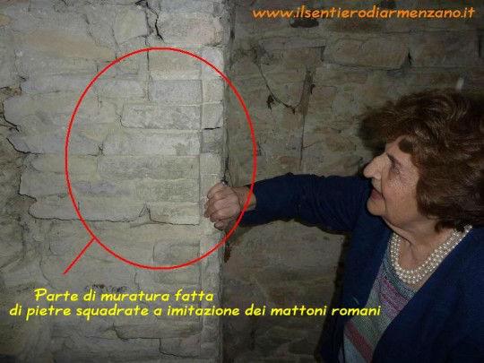 Letizia Ermini - Immagini della grotta di Cinicchio - Assisi