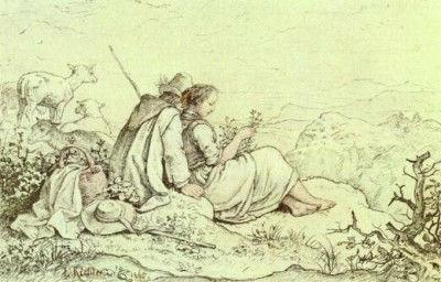 La fuitina nella tradizione popolare umbra