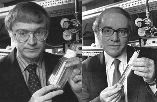 Fleischmann e Pons gli inventori della fusione fredda