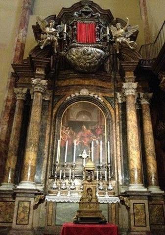 Cappella del Santo Anello - Perugia