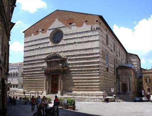 Il Santo Anello - Cattedrale di San Lorenzo a Perugia