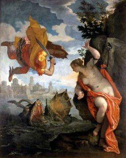 Perseo e Andromeda - Il Veronese