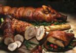 Porchetta - ricette umbre tradizionali