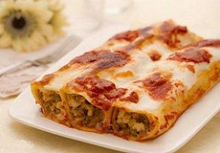 Ricette umbre - cannelloni