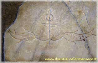 Graffiti protocristiani