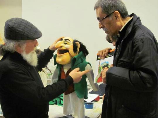 Bartoccio maschera di Perugia - spettacolo di burattini