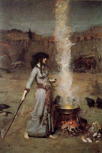 Streghe e malocchio - tradizione popolare