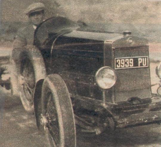 Targa automibilistica Perugia - PU