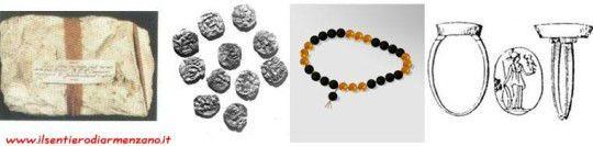simboli ritrovati nella tomba di San Francesco di Assisi