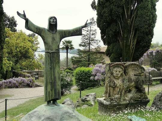 Viittoriale degli Italiani - San Francesco di Assisi